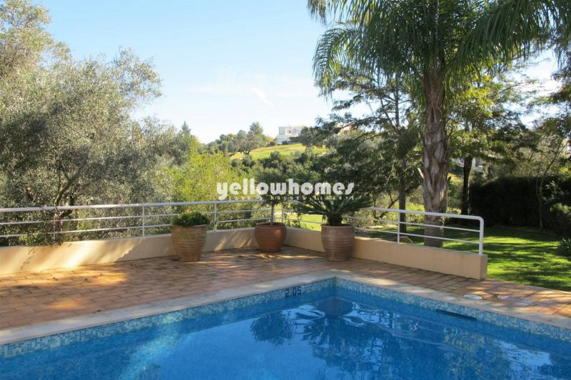 3 Bedroom Villa with private pool on Golf Resort near Carvoeiro